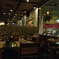 Photo taken at Restaurante Larruzz Bilbao by L S. on 11/24/2012