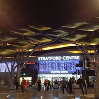 Photo taken at Stratford Centre by L S. on 11/29/2012