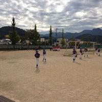 10/14/2012にHiroshi M.が波佐見町立波佐見中学校で撮った写真