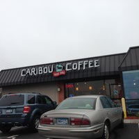 Photo taken at Caribou Coffee by Nathan F. on 10/13/2012