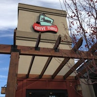 Photo taken at Caribou Coffee by Nathan F. on 10/21/2012