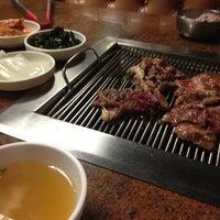 Photo taken at Fresh Korean B.B.Q. by Betty on 6/6/2013