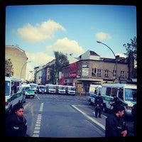 Photo taken at Heinrich-Heine-Straße by Henri B. on 4/26/2014