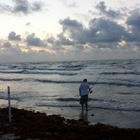 Photo taken at Whitecap Beach by John T. on 7/12/2013