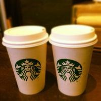 Photo taken at Starbucks by WJ on 2/7/2013