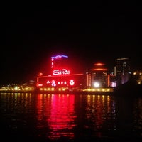 Photo taken at Macau Maritime Ferry Terminal by MEIKIYOAIPAPA on 3/4/2013