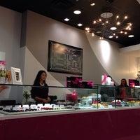 Photo taken at Le Macaron by min h. on 7/12/2014