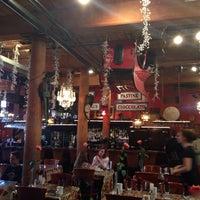 Photo taken at CAV Restaurant by min h. on 8/10/2014