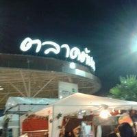 Photo taken at TonTann Market by Sunisa S. on 10/2/2012