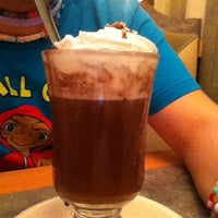 Photo taken at Colosseum Diner by Chris F. on 10/28/2012