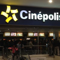 Photo taken at Cinépolis by Juan C. on 10/3/2012