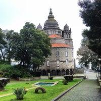 Photo taken at Santuário de Santa Luzia by Fabio S. on 1/9/2013