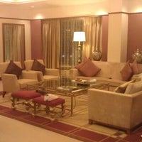 Photo taken at Sheraton Imperial Kuala Lumpur Hotel by Ho T. on 12/24/2012