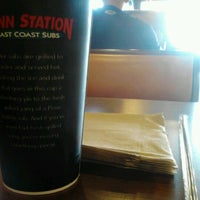 Photo taken at Penn Station by Laura G. on 10/26/2012