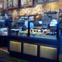 Photo taken at Paradise Bakery by ranjampro on 2/16/2013