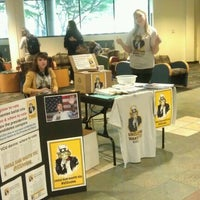 Photo taken at University Student Commons - VCU by Kait F. on 10/10/2012