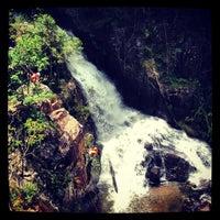 Photo taken at Thác Datanla (Datanla Waterfall) by Eugen T. on 4/24/2013