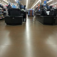 Photo taken at Walmart Supercenter by Timothy G. on 11/14/2012
