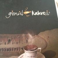 """Photo taken at Gönül Kahvesi by """"NEFES E. on 11/20/2013"""