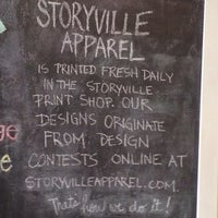 Photo taken at Storyville by Mabinty K. on 8/10/2014