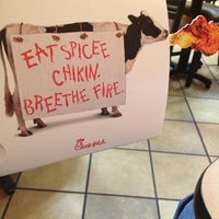 Photo taken at Chick-fil-A by Derek C. on 1/12/2013