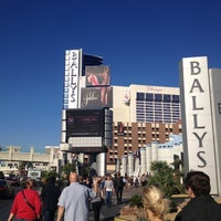 Photo taken at Bally's Hotel & Casino by Derek C. on 11/13/2012