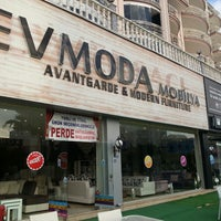 Photo taken at Evmoda Mobilya by Gökay yüksel on 2/21/2014
