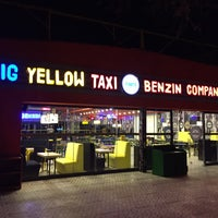 Photo taken at Big Yellow Taxi Benzin by Gökay yüksel on 4/3/2015