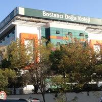 Photo taken at Doğa Koleji by Ibrhm O. on 10/18/2012