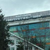 Photo taken at Doğa Koleji by Ibrhm O. on 2/7/2013