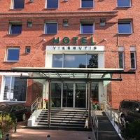 Photo taken at Karolina Hotel by Николай Н. on 9/30/2017