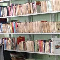 Photo taken at Biblioteca Central Zona Sur, UAGro by Nallely V. on 1/24/2013