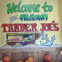 Photo taken at Trader Joe's by Maya S. on 10/20/2012