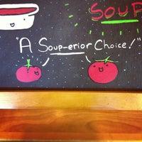 Photo taken at Potbelly Sandwich Shop by Kenna on 2/13/2014