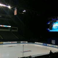 Photo taken at Sears Centre Arena by Alexey S. on 10/22/2016