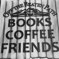 Photo taken at Off The Beaten Path Coffeehouse by Off The Beaten Path Coffeehouse on 8/14/2015