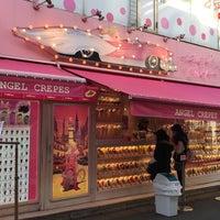รูปภาพถ่ายที่ Angels Heart Harajuku Cafe Crepe โดย Kathie H. เมื่อ 1/24/2018