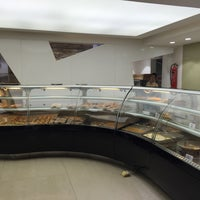 Photo taken at Kaaki Bakery by Majed on 12/22/2015