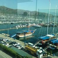 7/6/2013 tarihinde İlker C.ziyaretçi tarafından Alesta Yacht Hotel'de çekilen fotoğraf