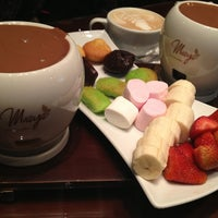 Photo taken at Maya La Chocolaterie by Jawaher S. on 3/2/2013