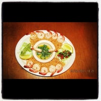 Photo taken at Las Frescas Mexican Grill by Julio L. on 10/1/2012