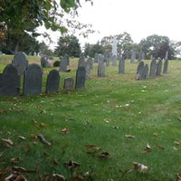 Photo taken at Needham Cemetery by Paul H. on 10/7/2012