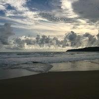 Photo taken at Playa Larga by Ixtapa Z. on 9/7/2013