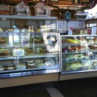 Photo taken at Bennison's Bakery by carrie l. on 12/2/2012