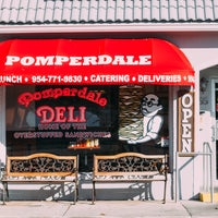 Photo taken at Pomperdale - A New York Deli by Pomperdale - A New York Deli on 1/18/2017
