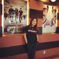 Photo taken at Dhahran Movie Theatre by Meggie B. on 3/29/2013