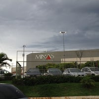Photo taken at Minas Shopping by Wenderson N. on 11/15/2012