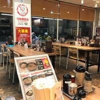 Photo taken at 河童ラーメン本舗 寝屋川店 by ゆちょ on 1/12/2017