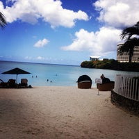 Photo taken at The Westin Resort Guam by Mickey A. on 3/23/2013