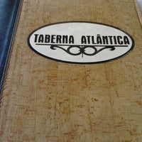 Photo taken at Taberna Atlântica by Carlos Roberto L. on 2/2/2013
